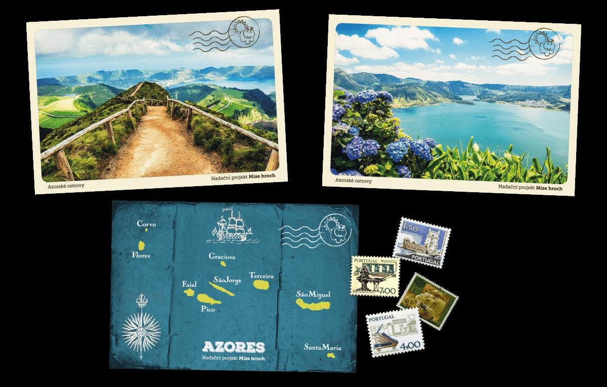 Vyber si pohlednici